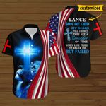 Son of God My scars tell a story They are a reminder of time when life tried to break me but failed Personalized name ALL OVER PRINTED SHIRTS hoodie 3d 0727672