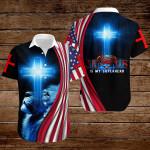 Jesus is my Superhero ALL OVER PRINTED SHIRTS hoodie 3d 0803667
