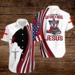 I run on caffeine diesel and a whole lot of Jesus American Flag Jesus ALL OVER PRINTED SHIRTS DH081409