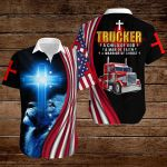 Trucker A Child of God A man of Faith a warrior of Christ ALL OVER PRINTED SHIRTS hoodie 3d 0814894