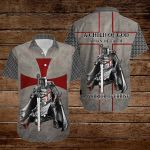A Child of God a man of Faith a warrior of Christ  ALL OVER PRINTED SHIRTS DH081808