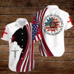 She is a good girl loves her mama loves Jesus American Flag Jesus Christ ALL OVER PRINTED SHIRTS DH081807