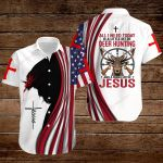 All I need today is a little bit of Deer Hunting and a whole lot of Jesus ALL OVER PRINTED SHIRTS hoodie 3d 0818890