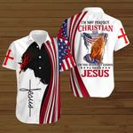 I'm not that perfect Christian I need Jesus American Flag Jesus Christ ALL OVER PRINTED SHIRTS DH081902