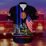 Us Firefighters 0911 Never Forget All Over Printed Shirts