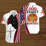 God first family then hunting ALL OVER PRINTED SHIRTS hoodie 3d 0821901
