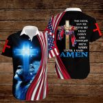 Confederate States of America Flag The Devil saw me with my head down and thought he'd won until I said ALL OVER PRINTED SHIRTS hoodie 3d 0820894