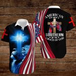 Confederate States of America Flag American by birth Southern by the grace of God ALL OVER PRINTED SHIRTS hoodie 3d 0820912