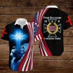 Confederate States of America Flag Proud Descendant of a Confederate Soldier ALL OVER PRINTED SHIRTS hoodie 3d 0820897
