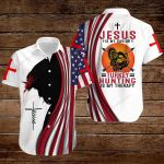Jesus is my Savior Turkey Hunting is my therapy ALL OVER PRINTED SHIRTS hoodie 3d 0817899