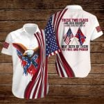 Confederate States of America Flag There two flags are our Country and our History may both of them fly free and proud ALL OVER PRINTED SHIRTS hoodie 3d 0815891