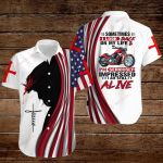 Biker Sometimes I look back on my life and i'm seriously impressed I'm still alive ALL OVER PRINTED SHIRTS hoodie 3d 0815892