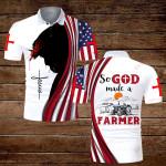 Farmer so God made a Farmer ALL OVER PRINTED SHIRTS hoodie 3d 0813892
