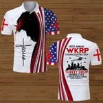 First annual WKRP Thanksgiving day ALL OVER PRINTED SHIRTS hoodie 3d 0813893
