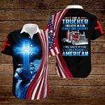 Trucker I am a Trucker I Believe in God Family and Country ALL OVER PRINTED SHIRTS hoodie 3d 0807667