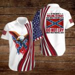 Confederate States of America Flag If you aren't willing to fight for what you believe do not cry about what you lose ALL OVER PRINTED SHIRTS hoodie 3d 0807670