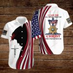 Correctional Officer I can do all things though Christ who strengthens me ALL OVER PRINTED SHIRTS hoodie 3d 0810671