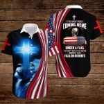 U.S. Veterans if you haven't risked coming home under the flag ALL OVER PRINTED SHIRTS hoodie 3d 0810888