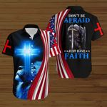 Don't be afraid Just have Faith ALL OVER PRINTED SHIRTS hoodie 3d 0810668
