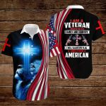 U.S. Veterans I am a Veteran I believe in God Family and Country ALL OVER PRINTED SHIRTS hoodie 3d 0810890
