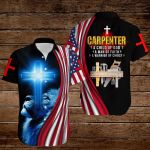 Carpenter A child of God A man Faith A warrior of Christ ALL OVER PRINTED SHIRTS hoodie 3d 0822675