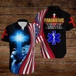 Paramedic A child of God A man of Faith A warrior of Christ ALL OVER PRINTED SHIRTS hoodie 3d 0822666