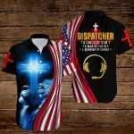 Dispatcher A child of God A man of Faith A warrior of Christ ALL OVER PRINTED SHIRTS hoodie 3d 0822674