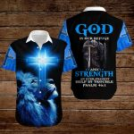 God is our Refuge and Strength an ever present help in trouble  ALL OVER PRINTED SHIRTS hoodie 3d 0825678