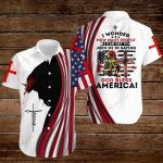 I wonder how many people I can get to join me in saying God bless America ALL OVER PRINTED SHIRTS hoodie 3d 0825668