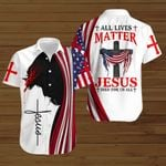 All lives matter Jesus died for us all ALL OVER PRINTED SHIRTS hoodie 3d 0825670