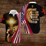 Man of God husband baddy protector hero  ALL OVER PRINTED SHIRTS hoodie 3d 0825679