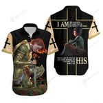 I am the daughter of a King who is not moved by the world knight woman ALL OVER PRINTED SHIRTS DH082604