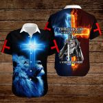 Child of God a man of Faith A warrior of Christ ALL OVER PRINTED SHIRTS hoodie 3d 0826668