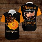 Believe in possibilities for with God all things are possible ALL OVER PRINTED SHIRTS hoodie 3d 0826672