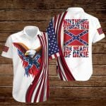 Nothing stronger than the heart of Dixie ALL OVER PRINTED SHIRTS hoodie 3d 0827680
