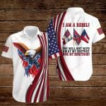 I am a rebel ! You will not wipe away me history nor my haritage ! ALL OVER PRINTED SHIRTS hoodie 3d 0827682