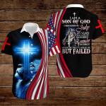 I am a son of God I was born in July ALL OVER PRINTED SHIRTS hoodie 3d 0828679