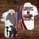 If you haven't risked coming home under a flag Don't you dare disrespect it ALL OVER PRINTED SHIRTS hoodie 3d 0829667