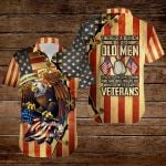 There's a bunch of us old men still left that give a damn and are willing to do what is necessary veterans ALL OVER PRINTED SHIRTS hoodie 3d 0831667