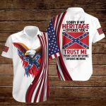 Sorry if my heritage offends you trust me your lack of spine offends me more ALL OVER PRINTED SHIRTS hoodie 3d 0827683