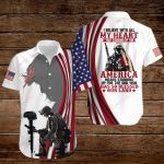 I believe with all my heart that standing up for America means standing up for the God who has so blessed our land ALL OVER PRINTED SHIRTS hoodie 3d 0901667