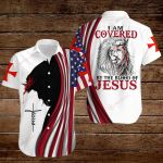 I am covered by the blood of Jesus ALL OVER PRINTED SHIRTS hoodie 3d 0901677