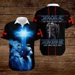 People hurt you God will heal you  ALL OVER PRINTED SHIRTS hoodie 3d