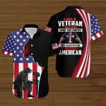 I am a Veteran I believe in God family and country I will salute my flag I am a proud American US Flag ALL OVER PRINTED SHIRTS DH090306