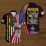 Vietnam Veteran We were the best America had American Flag ALL OVER PRINTED SHIRTS DH090309