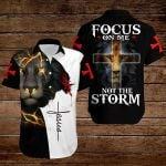 Focus on me Not the storm ALL OVER PRINTED SHIRTS hoodie 3d