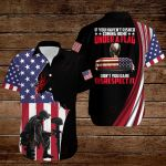 If you haven't risked coming home under a flag don't you dare disrespect it American Flag ALL OVER PRINTED SHIRTS DH090307
