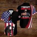 If you haven't risked coming home under a flag don't you dare disrespect it American Flag ALL OVER PRINTED SHIRTS DH090407