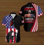 If you haven't risked coming home under a flag respect our fallen heroes American Flag ALL OVER PRINTED SHIRTS DH090406