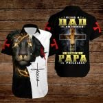 Being a Dad is an honor Being a Papa is priceless ALL OVER PRINTED SHIRTS hoodie 3d